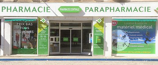 Pharmacie Issartel,Saint-Vallier
