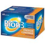 Bion 3 Energie Continue Comprimés B/60 à Saint-Vallier