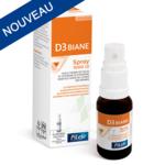 Pileje D3 Biane Spray 1000 Ui - Vitamine D Flacon Spray 20ml à Saint-Vallier