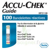 Accu-chek Guide Bandelettes 2 X 50 Bandelettes à Saint-Vallier