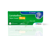 LORATADINE MYLAN CONSEIL 10MG, comprimé à Saint-Vallier