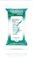 Saugella Antiseptique Lingette Hygiène Intime Paquet/15 à Saint-Vallier