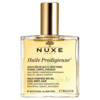 Huile prodigieuse®- huile sèche multi-fonctions visage, corps, cheveux100ml à Saint-Vallier