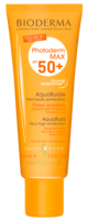PHOTODERM MAX SPF50+ Aquafluide incolore T/40ml à Saint-Vallier