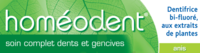 Boiron Homéodent Soin Complet Dents et Gencives Pâte Dentifrice Anis T/75ml à Saint-Vallier