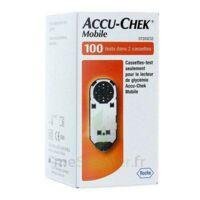 Accu-chek Mobile Cassettes B/2 X 50 à Saint-Vallier