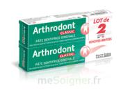 Pierre Fabre Oral Care Arthrodont Dentifrice Classic Lot De 2 75ml à Saint-Vallier