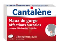 CANTALENE, comprimé à sucer à Saint-Vallier