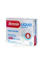 Rennieliquo Sans Sucre, Suspension Buvable édulcorée à La Saccharine Sodique En Sachet-dose à Saint-Vallier
