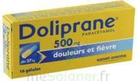 DOLIPRANE 500 mg Gélules B/16 à Saint-Vallier