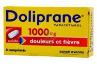 DOLIPRANE 1000 mg Comprimés Plq/8 à Saint-Vallier