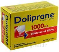 DOLIPRANE 1000 mg Poudre pour solution buvable en sachet-dose B/8 à Saint-Vallier
