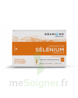 GRANIONS DE SELENIUM 0,96 mg/2 ml S buv 30Amp/2ml à Saint-Vallier