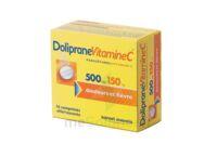 Dolipranevitaminec 500 Mg/150 Mg, Comprimé Effervescent à Saint-Vallier