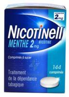 NICOTINELL MENTHE 2 mg, comprimé à sucer Plaq/144 à Saint-Vallier