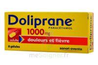 DOLIPRANE 1000 mg Gélules Plq/8 à Saint-Vallier