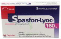 SPASFON LYOC 160 mg, lyophilisat oral à Saint-Vallier