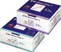 BD MICRO - FINE +, 0,3 mm x 8 mm, bt 100 à Saint-Vallier
