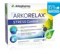 Arkorelax Stress Control Comprimés B/30 à Saint-Vallier