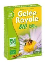 Gelee Royale Bio 1500 Mg Cooper, Bt 20 à Saint-Vallier