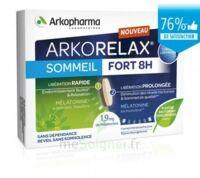 Arkorelax Sommeil Fort 8H Comprimés B/15 à Saint-Vallier