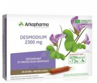 Arkofluide Bio Ultraextract Desmodium Solution Buvable 20 Ampoules/10ml