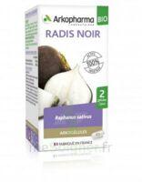 Arkogélules Radis noir Bio Gélules Fl/40 à Saint-Vallier