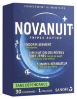 Novanuit Triple Action B/30 à Saint-Vallier