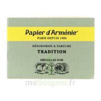 Papier D'arménie Traditionnel Feuille Triple à Saint-Vallier