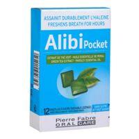 Pierre Fabre Oral Care Alibi Pocket 12 Pastilles à Saint-Vallier