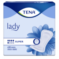 Tena Lady Protection Anatomique Adhésive Super Sachet/30 à Saint-Vallier
