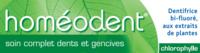 Boiron Homéodent Soin Complet Dents Et Gencives Pâte Dentifrice Chlorophylle T/75ml à Saint-Vallier