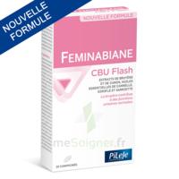 Pileje Feminabiane Cbu Flash - Nouvelle Formule 20 Comprimés à Saint-Vallier