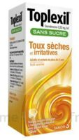 TOPLEXIL 0,33 mg/ml sans sucre solution buvable 150ml à Saint-Vallier