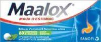 Maalox Hydroxyde D'aluminium/hydroxyde De Magnesium 400 Mg/400 Mg Cpr à Croquer Maux D'estomac Plq/60 à Saint-Vallier