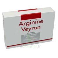 ARGININE VEYRON, solution buvable en ampoule à Saint-Vallier