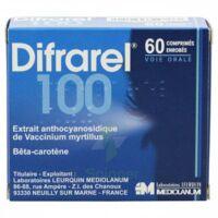 DIFRAREL 100 mg, comprimé enrobé 6Plq/10 à Saint-Vallier