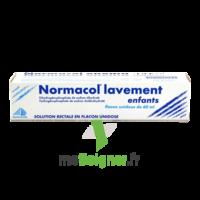 Normacol Lavement Enfants, Solution Rectale, Récipient Unidose à Saint-Vallier