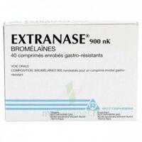 Extranase 900 Nk, Comprimé Enrobé Gastro-résistant à Saint-Vallier