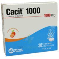 Cacit 1000 Mg, Comprimé Effervescent à Saint-Vallier