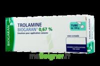 Trolamine Biogaran 0,67 % Emuls Appl Cut T/186g à Saint-Vallier