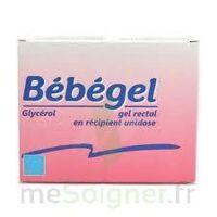 BEBEGEL, gel rectal en récipient unidose à Saint-Vallier