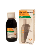 Oxomemazine Mylan 0,33 Mg/ml, Sirop à Saint-Vallier