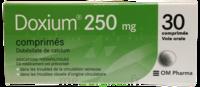 DOXIUM 250 mg, comprimé à Saint-Vallier
