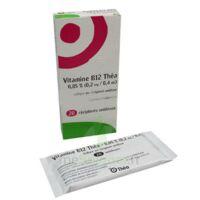 Vitamine B12 Thea 0,05 Pour Cent (0,2 Mg/0,4 Ml), Collyre En Récipient Unidose à Saint-Vallier