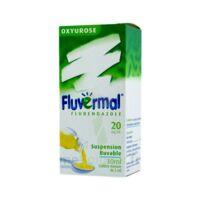 Fluvermal 2 % Susp Buv Fl/30ml à Saint-Vallier