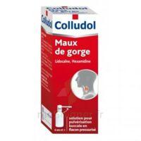 Colludol Solution Pour Pulvérisation Buccale En Flacon Pressurisé Fl/30 Ml + Embout Buccal à Saint-Vallier