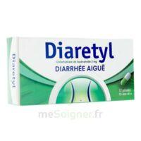 DIARETYL 2 mg, gélule à Saint-Vallier