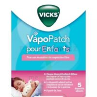 Vicks Vapopatch Enfants à Saint-Vallier