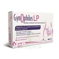 Gynophilus Lp Comprimés Vaginaux B/6 à Saint-Vallier